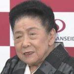 内海桂子さん死去で夫が密葬と毎日のツイッター更新と弟子との漫才が面白かった【訃報】