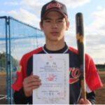 光永翔音(日大豊山高校)の水泳日本選手権と野球で中学全国制覇とは